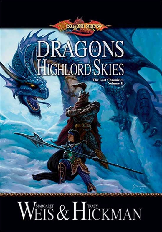 Dragons of the Highlord Skies (Dragonlance Lost Chronicles, Vol. 2)