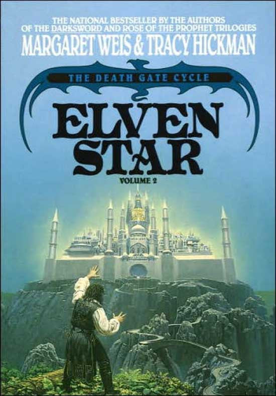 Elven Star (The Deathgate Cycle, Vol. 2)