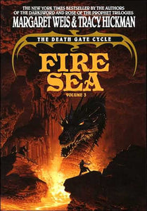 Fire Sea (The Death Gate Cycle, Vol. 3)