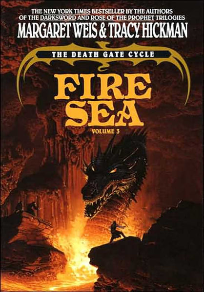 Fire Sea (The Deathgate Cycle, Vol. 3)