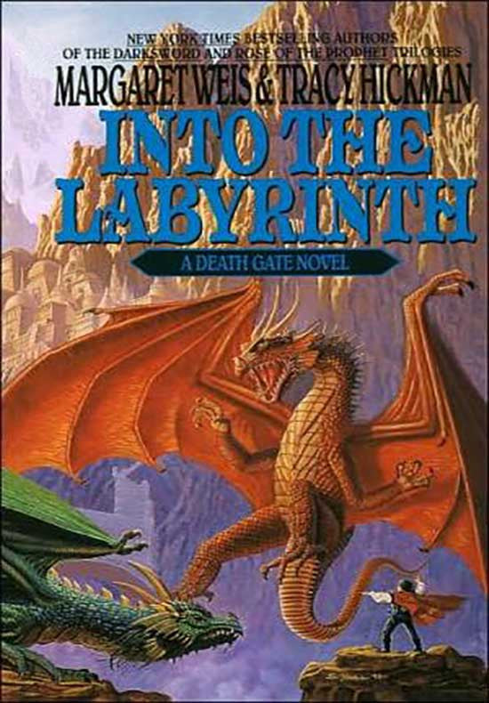 Into the Labyrinth (The Deathgate Cycle, Vol. 6)