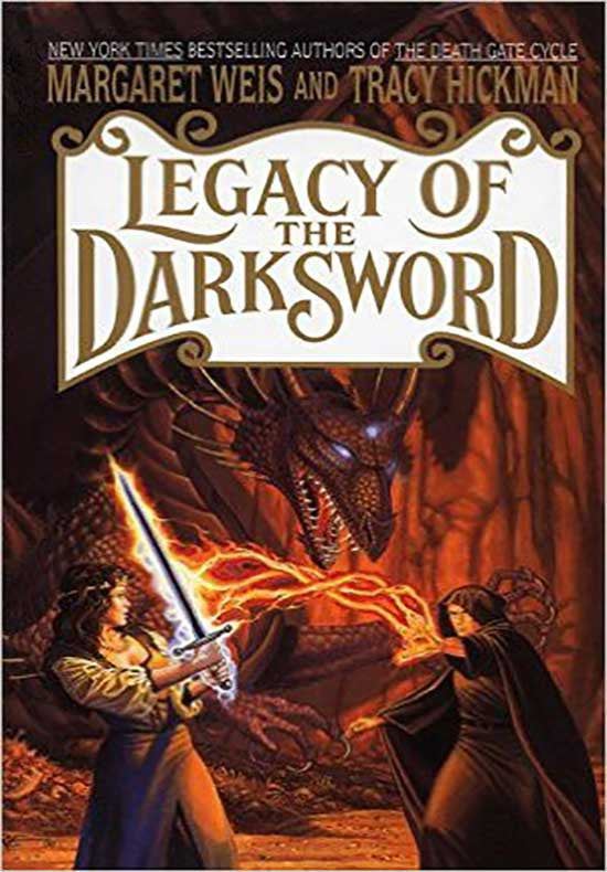 Legacy of the Darksword (The Darksword Series, Vol. 4)