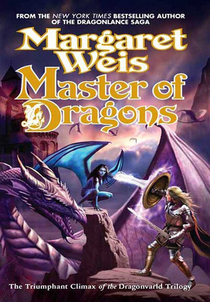 Master of Dragons (Dragonvarld, Vol. 3)