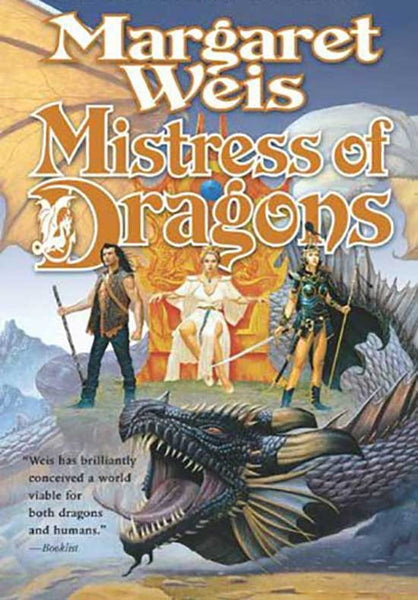 Mistress of Dragons (Dragonvarld, Vol. 1)