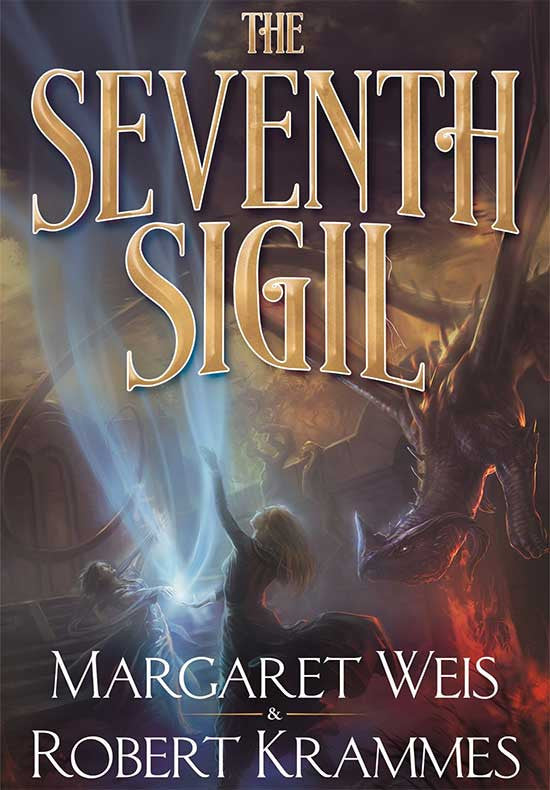 The Seventh Sigil (Dragon Brigade, Vol. 3) - Paperback