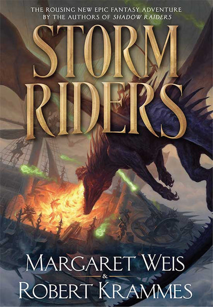 Storm Riders (Dragon Brigade, Vol. 2)