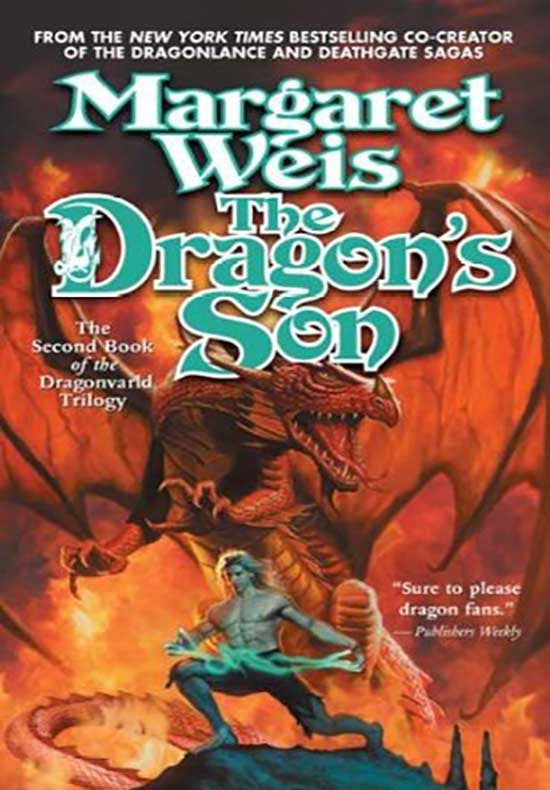 The Dragon's Son (Dragonvarld, Vol. 2)