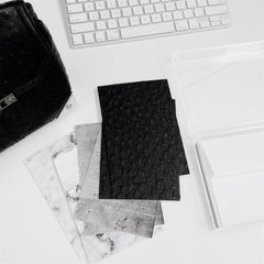 Well Received Textured Stationery Set