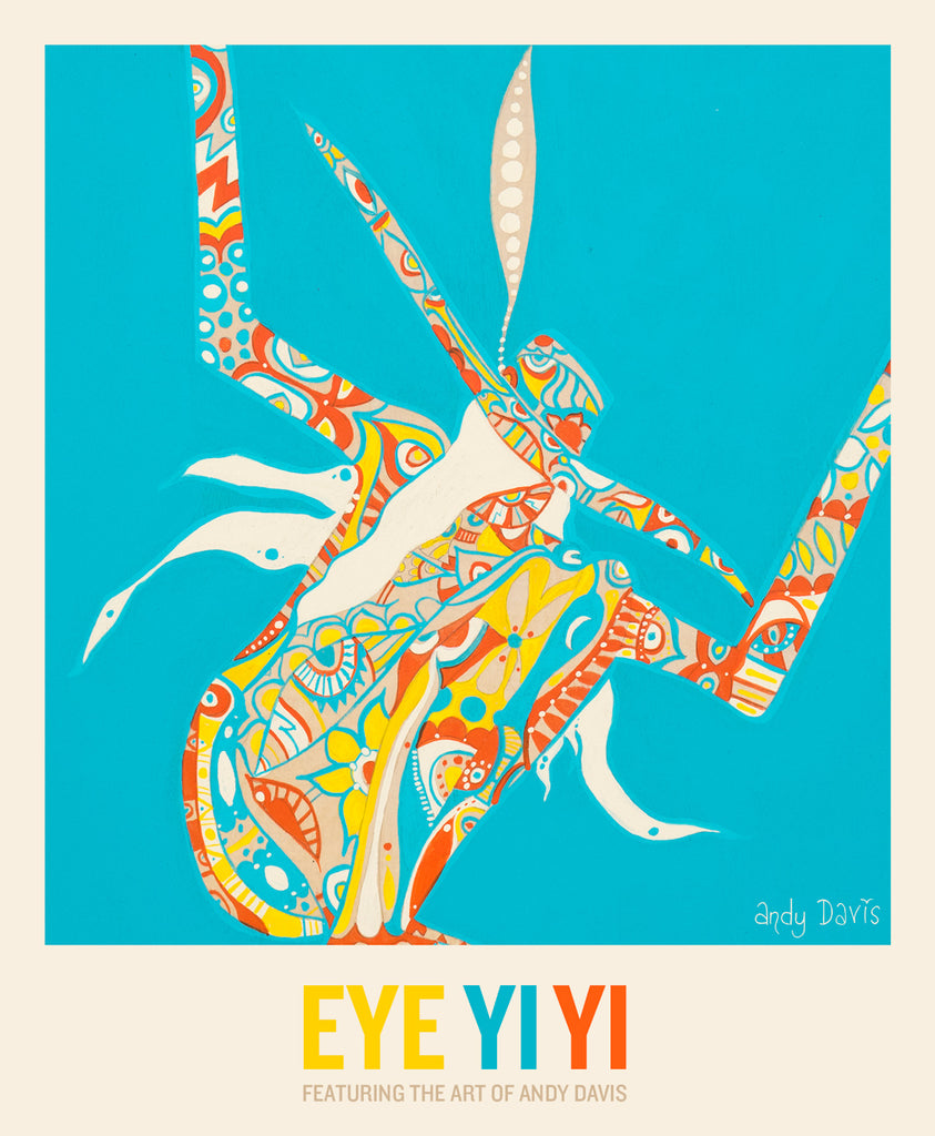 EYE YI YI art exhibition, Malibu, CA