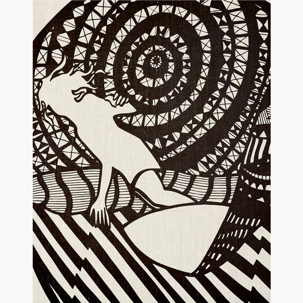 Andy Davis Radness Black White fine art print