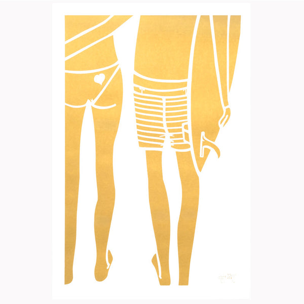 Summer Love (Gold) [SOLD OUT]