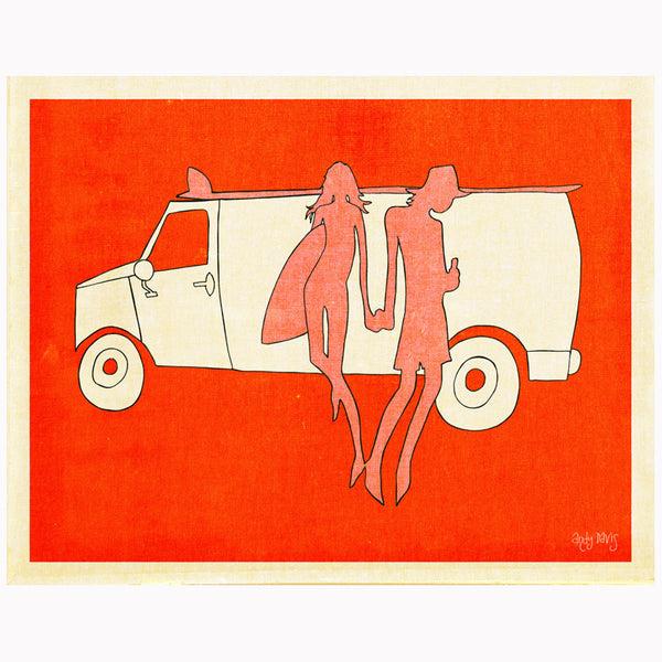 Van People (Red)