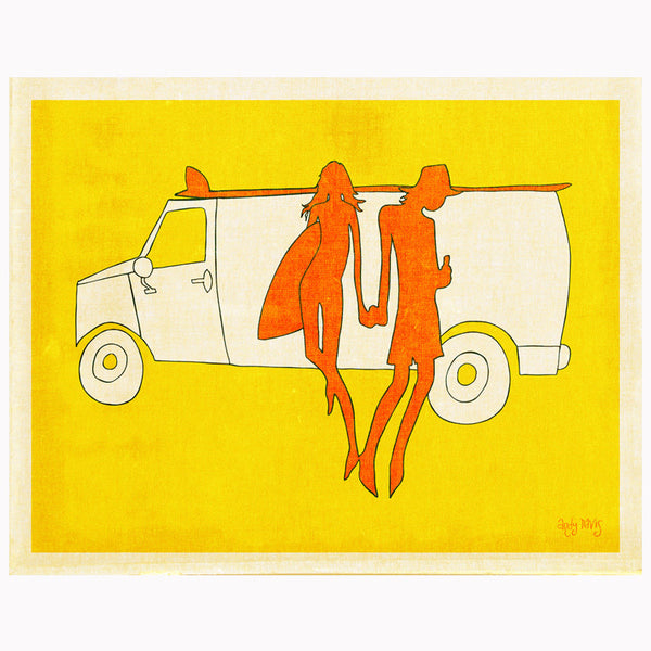 Van People (Yellow)