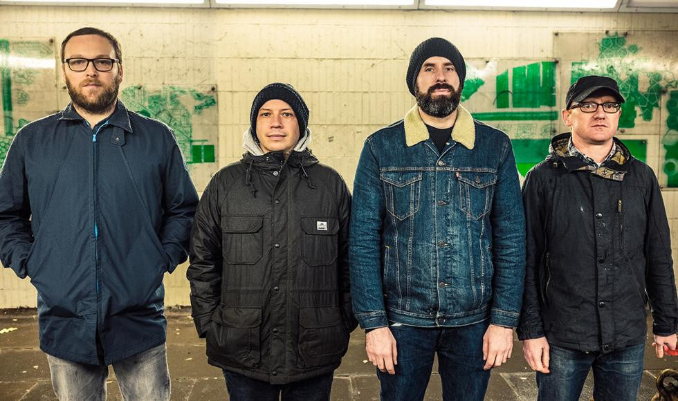 MOGWAI SIGNS TO TRL, DROPS ATOMIC NEW ALBUM