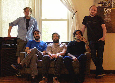 Explosions In The Sky & David Wingo