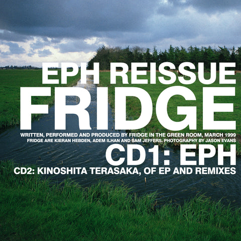Eph Reissue - Temporary Residence Ltd