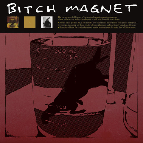 Bitch Magnet - Temporary Residence Ltd
