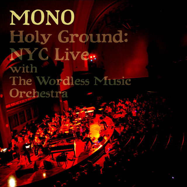 Holy Ground: NYC Live With The Wordless Music Orchestra