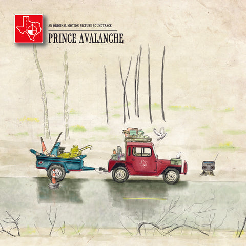 Prince Avalanche: An Original Motion Picture Soundtrack - Temporary Residence Ltd