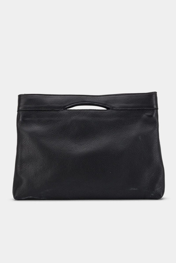 Evie Clutch Black - Molly G
