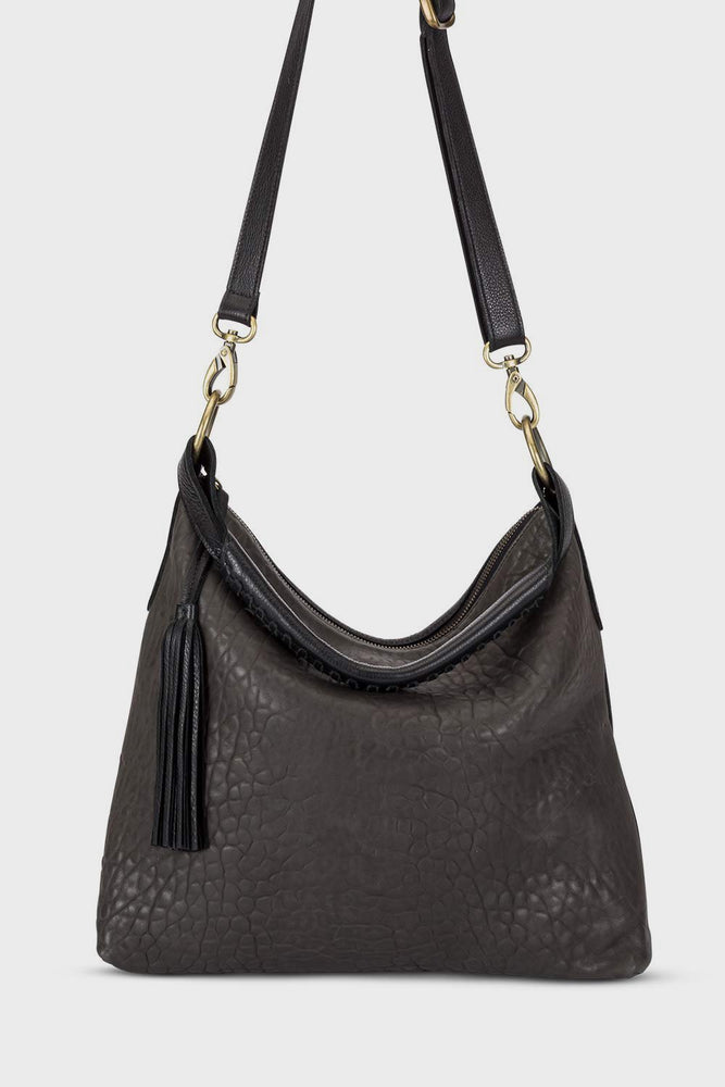 Nomad Bag Charcoal Portofino - Molly G