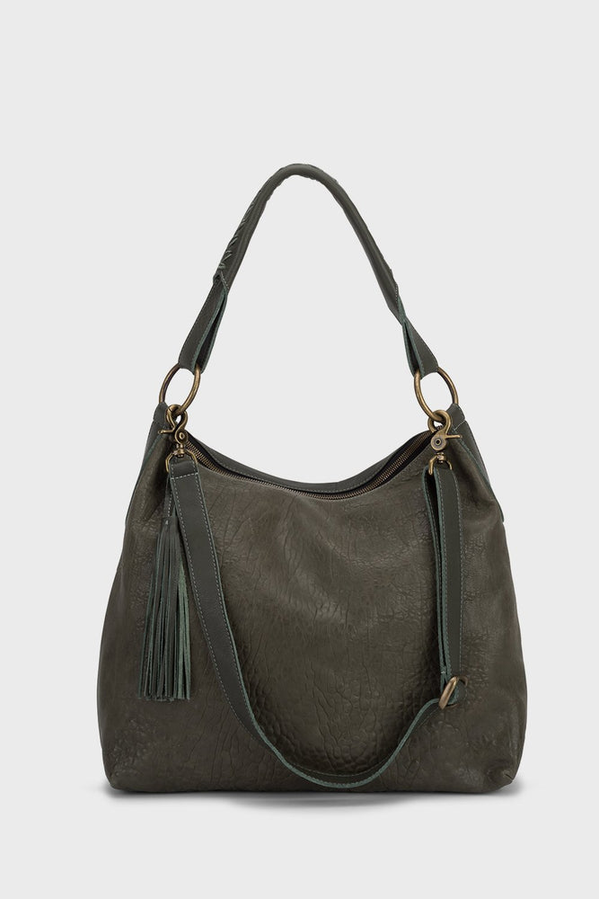 Nomad Bag Olive Portofino - Molly G