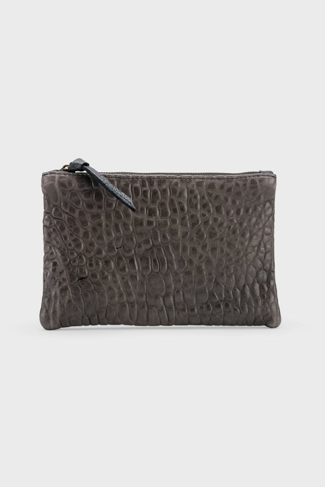 Rebel Mini Clutch Charcoal Portofino