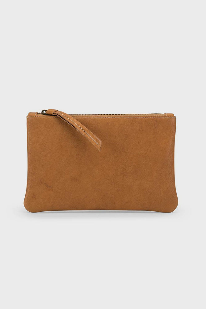 Rebel Mini Clutch Chestnut