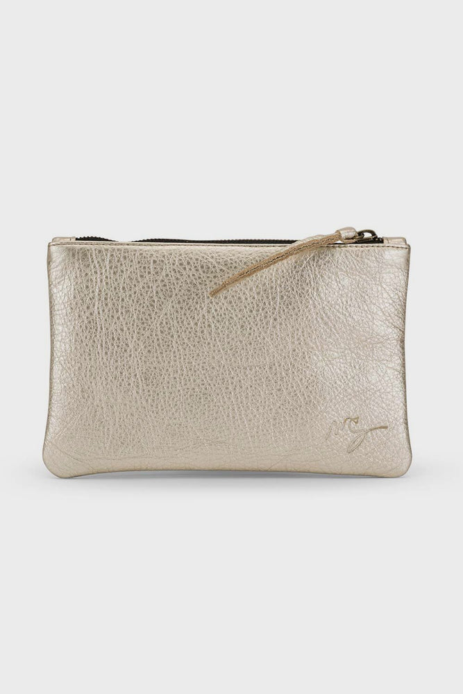 Rebel Mini Clutch Platinum - Molly G
