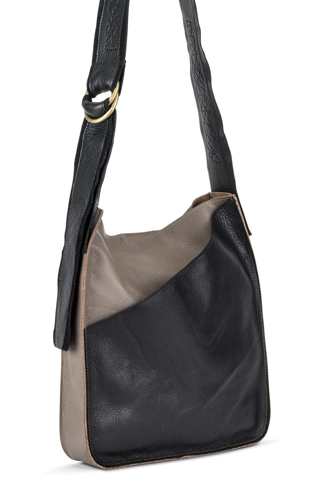 Sadie Bag Grey/Black - Molly G
