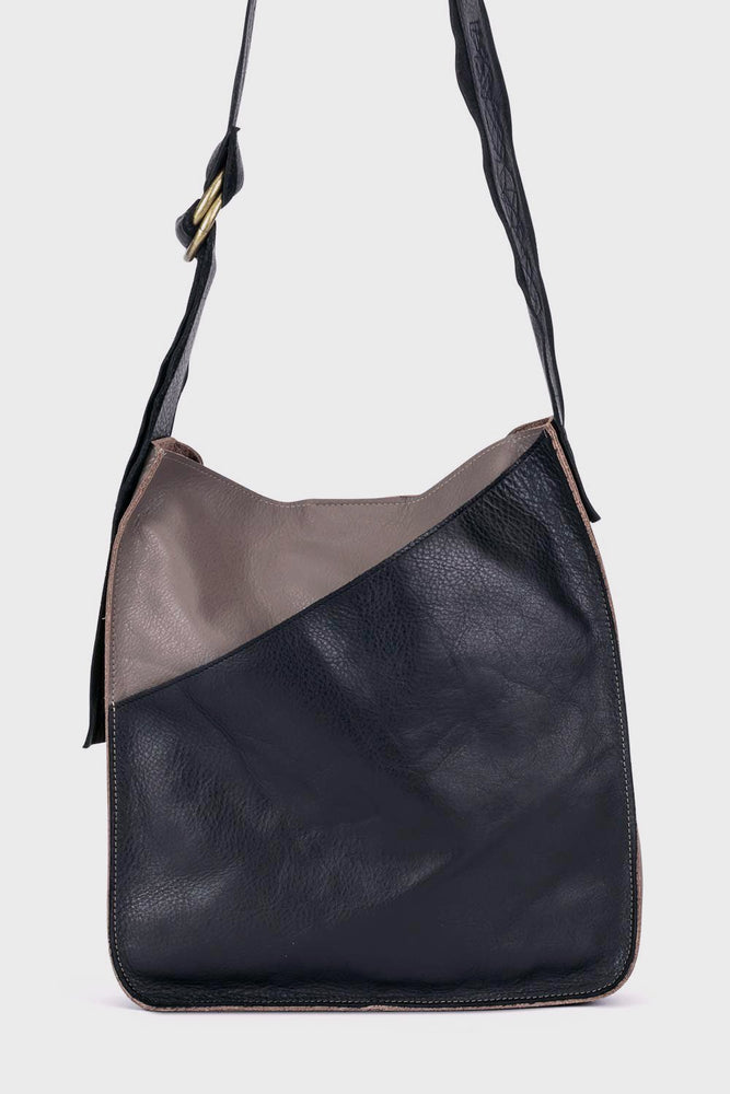 Sadie Bag Grey/Black
