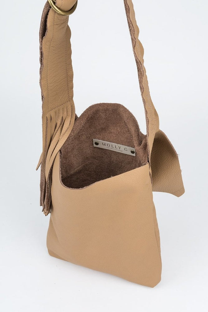 Wanderer Bag Taupe - Molly G