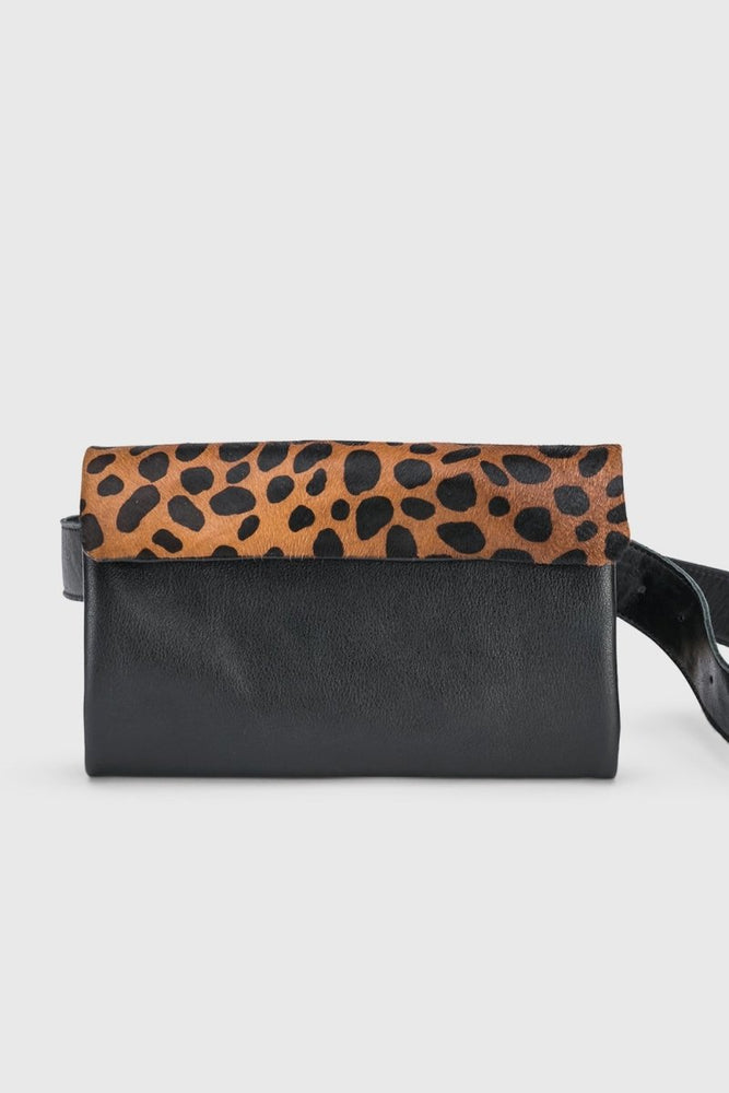 Williamsburg Hip Pack Cheetah - Molly G