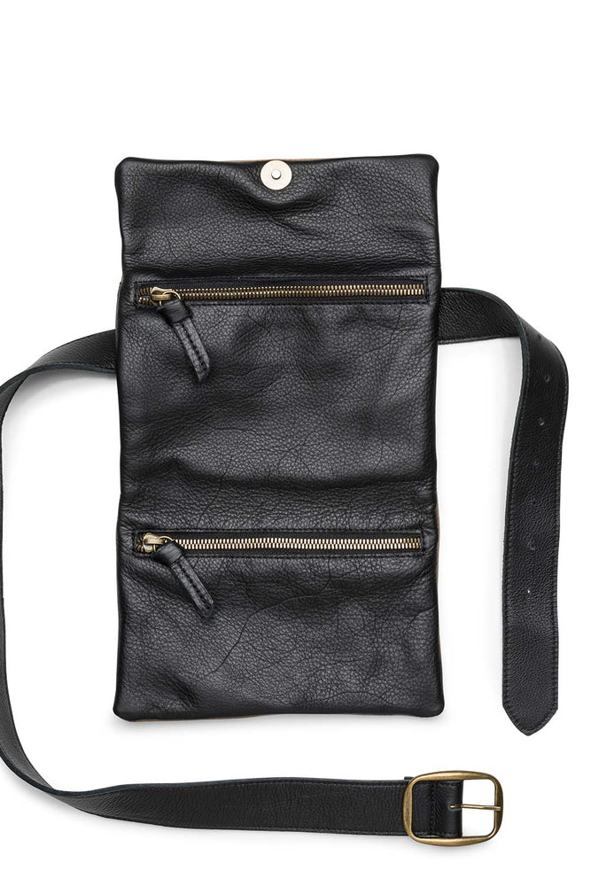 Williamsburg Hip Pack Chestnut - Molly G