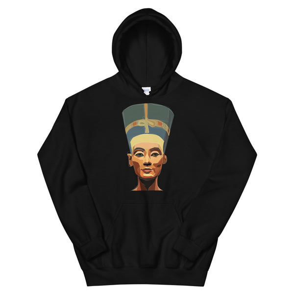 Nefertiti Hooded Sweatshirt