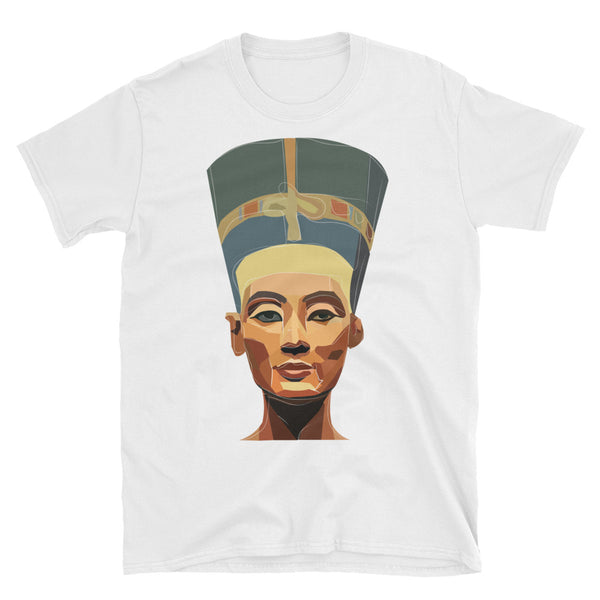 Nefertiti Short-Sleeve Unisex T-Shirt