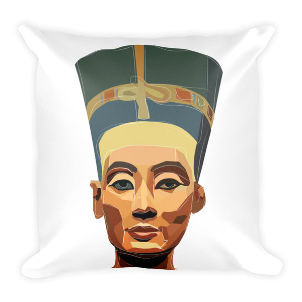 Nefertiti Basic Pillow