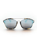 Dior Abstract Light Blue Mirror Havana
