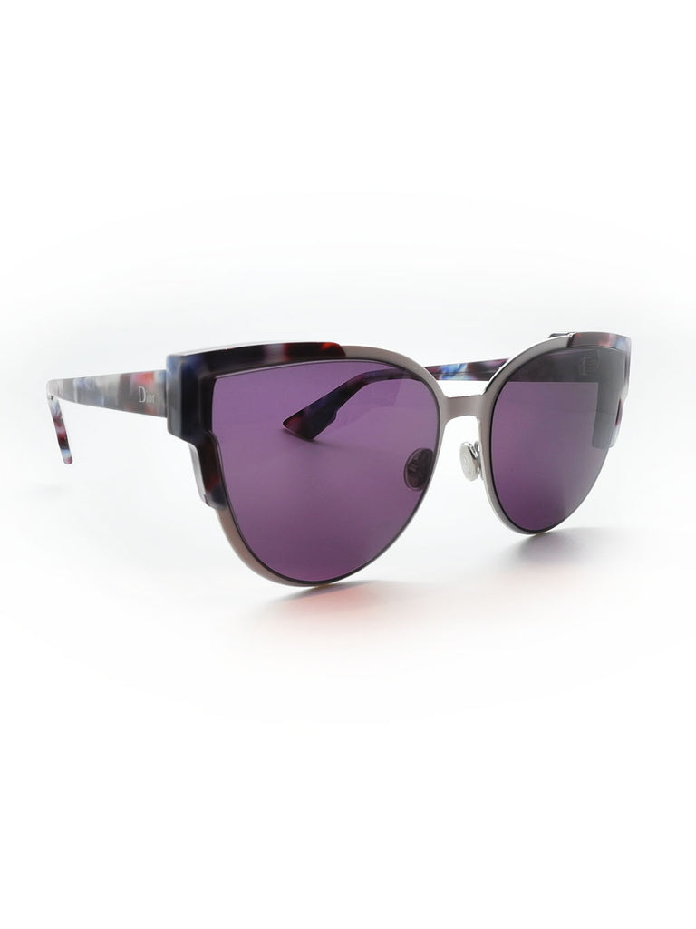 Wildly Havana Purple Mirror