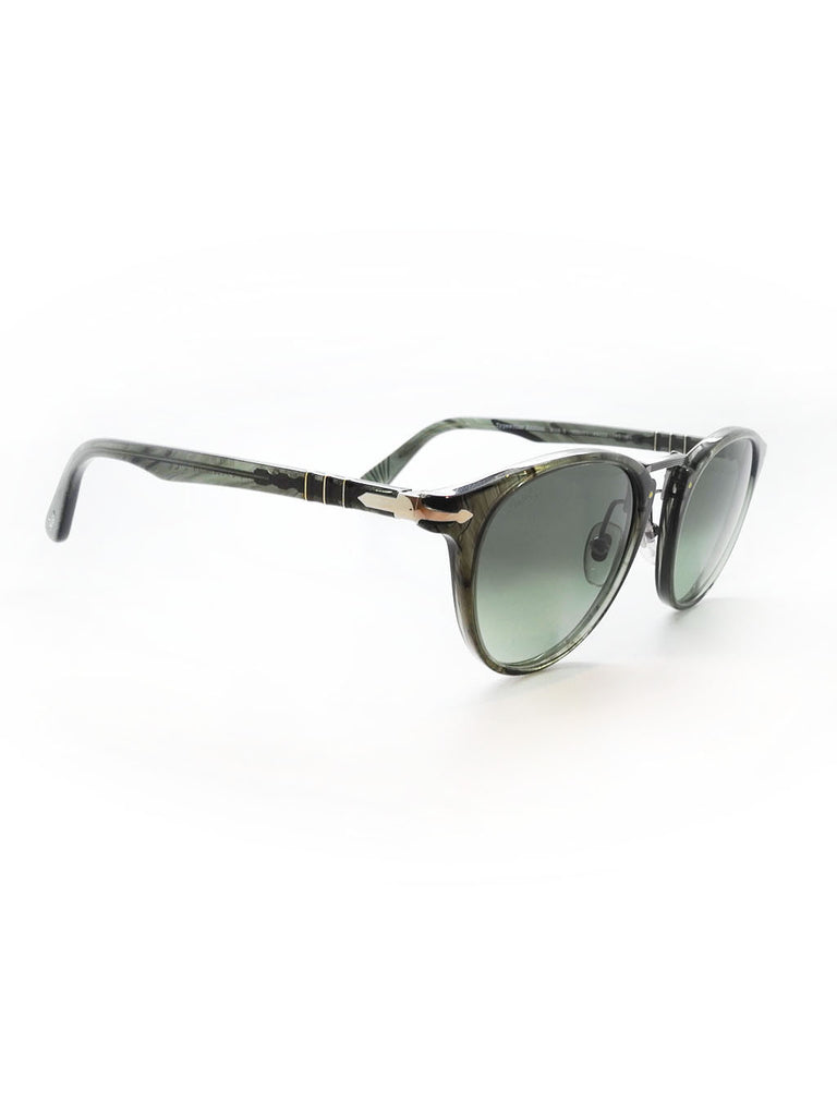 Persol 3110S Typewriter Edition Silver