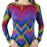 Jazz up Long Sleeve Top