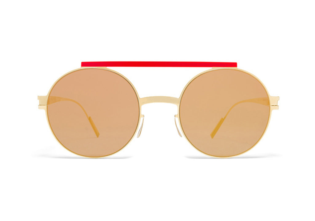 Mykita Ambush Gold