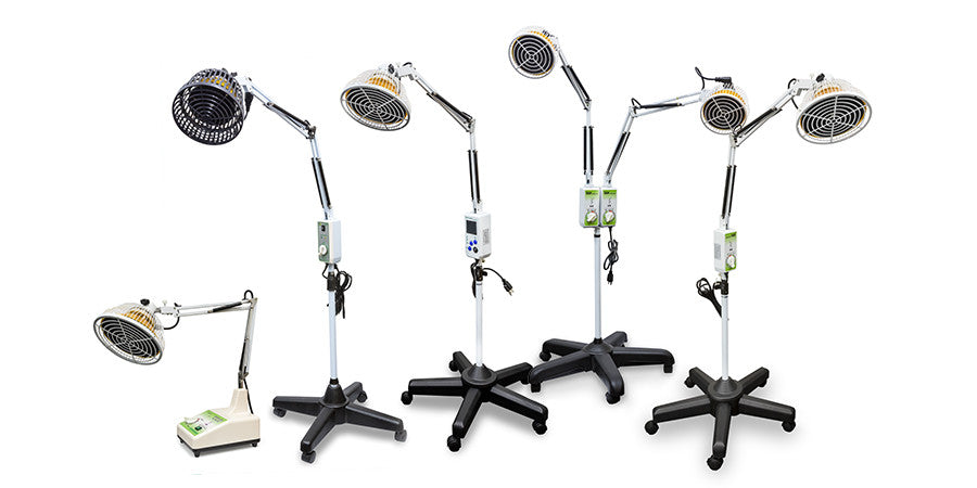 TDP & Infrared Therapy Lamps