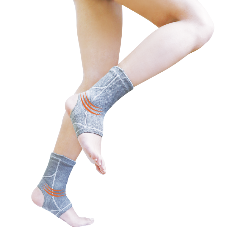 Far-Infrared Ankle Protector 2PCS/ V-11