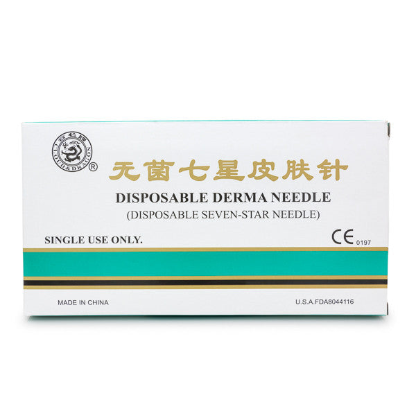 Could & Dragon Disposable Plum Blossom 7 Star Needle Set