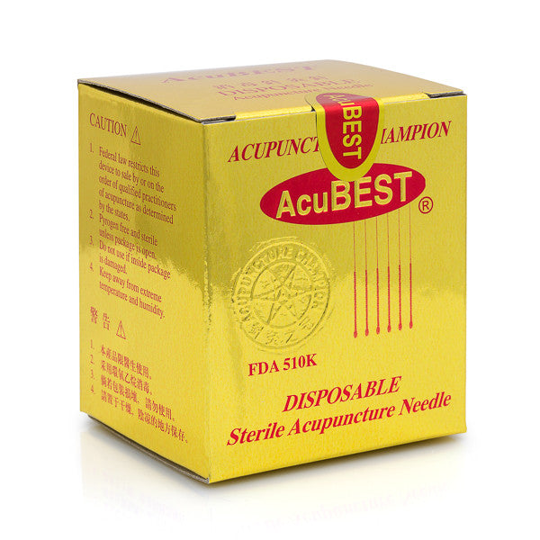 AcuBEST Facial Acupuncture Needles / A-11