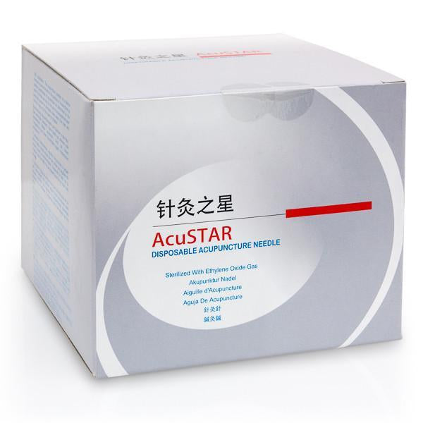 AcuSTAR Acupuncture Needles — 1000-Count Box / A2S
