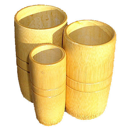Bamboo Cupping Set / C-07 - Acubest