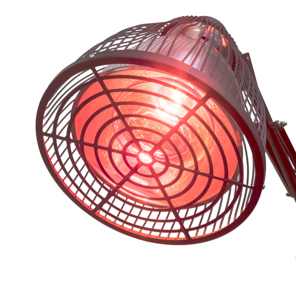 Infrared Heat Therapy Lamp / D-10D - Acubest