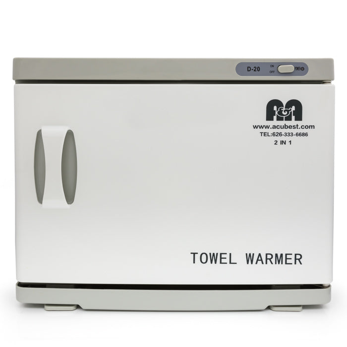 Towel Warmer and UV Disinfector / 23L Capacity / D-20 - Acubest
